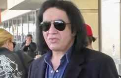 """""""Kiss"""": Gene Simmons singt bis zum Tod"""