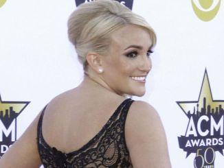 Jamie Lynn Spears - 50th Annual Academy of Country Music Awards - 2
