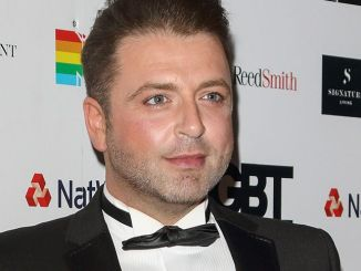 Mark Feehily - British LGBT Awards 2017