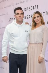 "Robbie Williams und Ayda Field: Neue ""X Factor""-Juroren - TV"