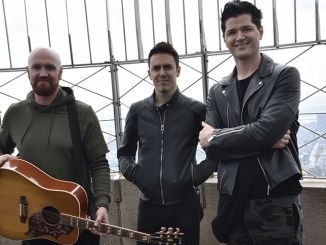 The Script - Empire State Building Hosts The Script on September 7, 2017
