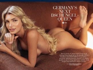 """Giuliana Farfalla auf dem Cover des """"Playboy"""" - Promi Klatsch und Tratsch"""