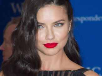 Adriana Lima - 101st Annual White House Correspondents' Association Dinner