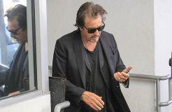 "Al Pacino: ""Reue ist eigentlich sinnlos"""