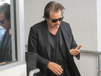 Al Pacino Sighted in Beverly Hills on June 1, 2017
