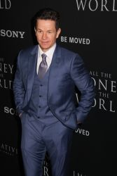 """Mark Wahlberg - """"All the Money in the World"""" World Premiere"""