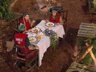 Das verdiente Dinner für Tina York, Daniele Negroni und Jenny Frankhauser - TV