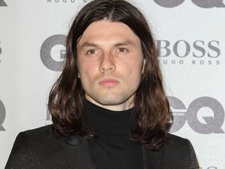 James Bay - GQ Men of the Year Awards 2017