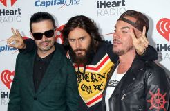 "Deutsche Album-Charts: ""30 Seconds to Mars"" neu auf Platz 1"
