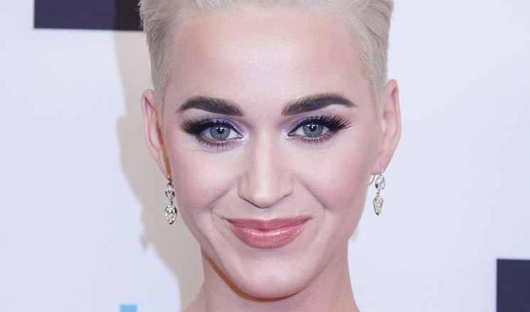 Katy Perry: Glücklich und strahlend - Promi Klatsch und Tratsch