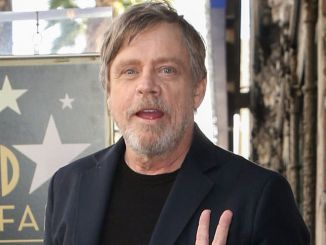 Mark Hamill Honored with a Star on the Hollywood Walk of Fame