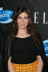 Mayim Bialik - Elle Women In Comedy Event - HYDE Sunset