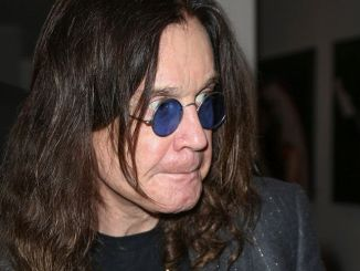 "Ozzy Osbourne - ""Social Distortion: A Capsule Collection of Fine Art by Billy Morrison"" Art Gallery Opening"