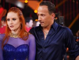 Let's Dance 2018: Barbara Meier und Sergiu Luca scheiden aus - TV
