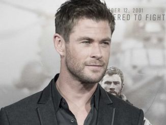 "Chris Hemsworth - ""12 Strong"" World Premiere"