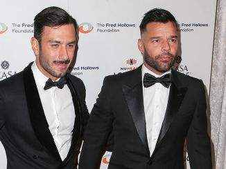 Jwan Yosef, Ricky Martin - Inaugural Fred Hollows Foundation Fundraising Gala Dinner