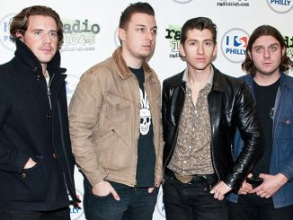Arctic Monkeys, Chvrches and Tom Odell in Concert at Radio 104.5's Performance Theatre in Bala Cynwyd - September 18, 2013