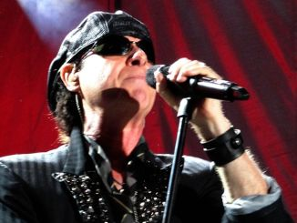 "Klaus Meine - The Scorpions ""Final Sting Tour 2012"" at Charter One Pavilion - July 7, 2012"