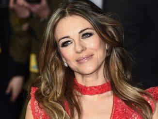 "Elizabeth Hurley - ""The Time of Their Lives"" World Premiere"