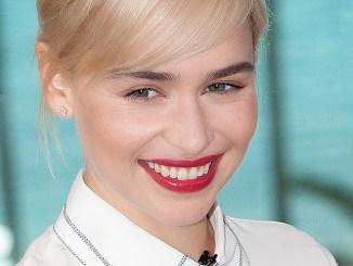 Emilia Clarke hat ihre Haare getoastet - TV News