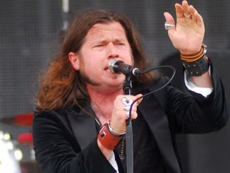 Jay Buchanan - Rival Sons - The 11th Annual Rock On The Range