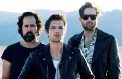 """The Killers"": Ronnie Vannucci braucht keine Tour-Pause"
