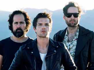 """The Killers"": Ronnie Vannucci braucht keine Tour-Pause - Musik News"