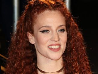 Jess Glynne - 3rd Annual Naked Heart Foundation's World's Fabulous Fund Fair - Arrivals