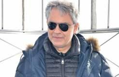 Andrea Bocelli schnappte sich Ed Sheeran und Dua Lipa