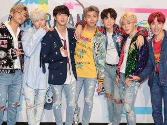 """Bangtan Boys"": K-Pop-Sensation ""BTS"" mit Zusatzshows in London und Paris - Musik News"