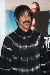 "Anthony Kiedis - ""Bunker77"" Los Angeles Premiere"