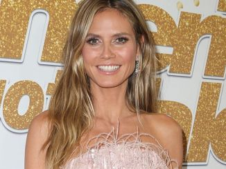 "Heidi Klum - NBC's ""America's Got Talent"" Season 13"