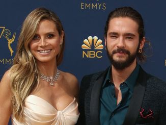 Heidi Klum and Tom Kaulitz - 70th Annual Primetime Emmy Awards