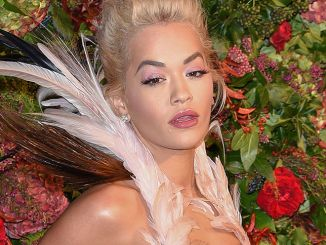 Rita Ora - 64th Annual London Evening Standard Theatre Awards