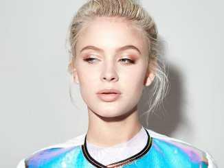 Zara Larsson und die Make-up-Panne - Promi Klatsch und Tratsch