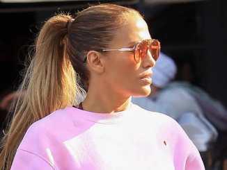 Jennifer Lopez bleibt immer ein Mädchen aus der Bronx - Promi Klatsch und Tratsch