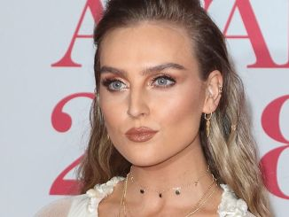 Perrie Edwards - BRIT Awards 2018 - Arrivals