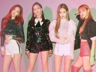 """K-Pop-Girlband """"Blackpink"""" bricht Rekord von Ariana Grande - Musik News"""