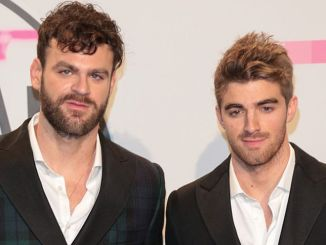 Alex Pall, Andrew Taggart, The Chainsmokers - 2017 American Music Awards
