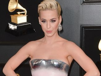 Katy Perry - 61st Annual GRAMMY Awards