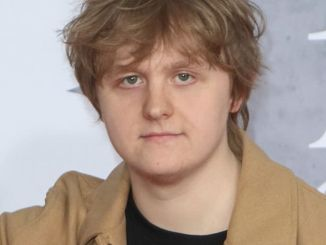 Lewis Capaldi - BRIT Awards 2019 - Arrivals