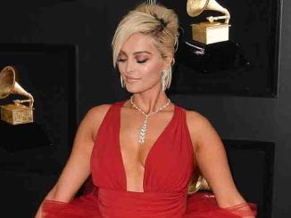 Bebe Rexha - 61st Annual GRAMMY Awards - Arrivals