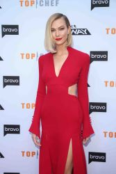 "Karlie Kloss - Bravo's ""Top Chef"" and ""Project Runway"" A Night of Food and Fashion FYC Red Carpet Event"