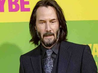 """Keanu Reeves - Netflix's """"Always Be My Maybe"""" World Premiere"""