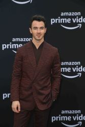 "Kevin Jonas - Amazon Prime Video's ""Chasing Happiness"" Los Angeles Premiere"