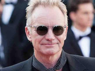 Sting - 71st Annual Cannes Film Festival