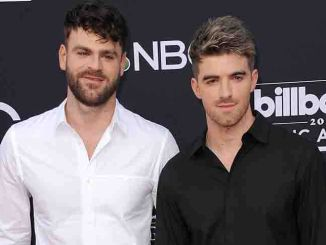 Alex Pall and Andrew Taggart of The Chainsmokers - 2018 Billboard Music Awards