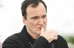 Quentin Tarantino bohrt gerne in der Nase