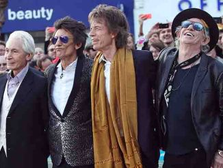 """Charlie Watts, Ronnie Wood, Mick Jagger and Keith Richards - """"The Rolling Stones: Exhibitionism"""" Opening Night Gala Private View"""