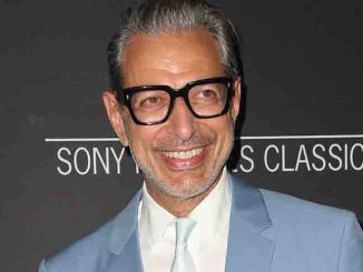 "Jeff Goldblum - Sony Pictures Classics' ""The Wife"" Los Angeles Premiere"